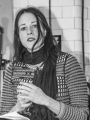 Dr Lara Montesinos Coleman