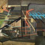 La rue, le soir (1936) - Vieira da Silva (1909 - 1992)