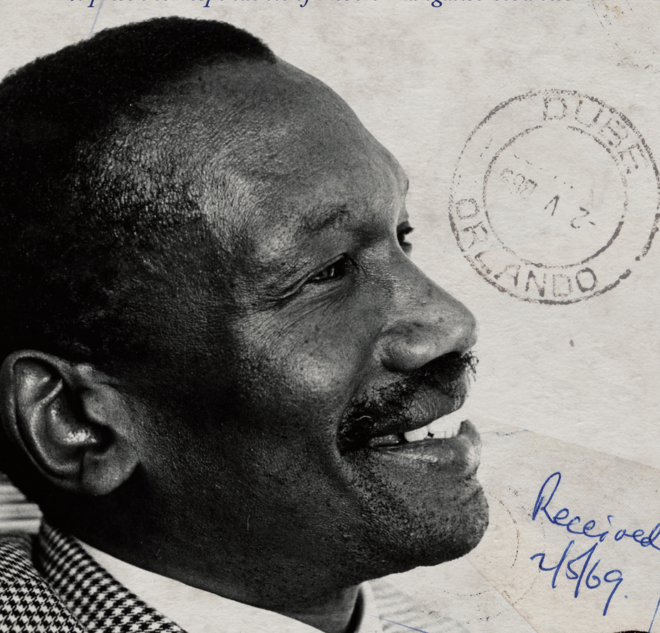 Between 1963 and 1969 Robert Sobukwe spent six years of near-complete solitary confinement on Robben Island. Book cover
