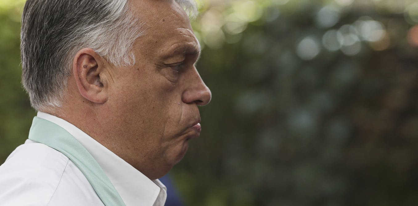Victor Orban: Hungary's prime minister. Stephanie Lecocq/Pool