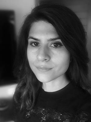 Natalya Naqvi ISRF