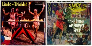 Midcentury Dance Records and Representations of Identity
